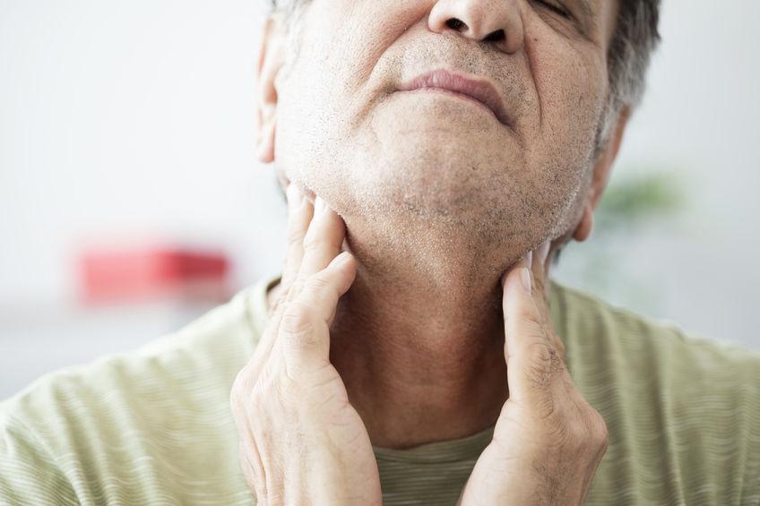 Rakovina hltanu a jak se s ní vyrovnat